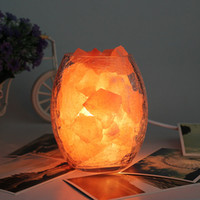 salt crystal lamps - Crystal salt lamps small night light plug in dimmer table lamp ofhead baby pat lights