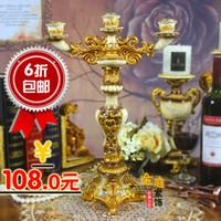 Wholesale Fashion royal classical mousse dining table decoration home crafts
