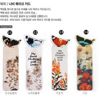 Wholesale Halloween Fashion boutique selling cute cartoon butterfly bookmark Mini butterfly bookmark
