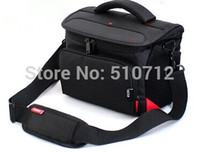 Cheap L size waterproof Camera bag case for Canon 100D 600D 650D 700D 60D 70D 7D with 18-55 18-135