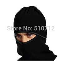Wholesale 2014 fashion Full face guard riding mask fleece thickening in autumn and winter warm headgear bicycle equipment ski equipment