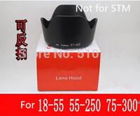 Wholesale 2014 new fashion Camera Lens hood Camera accessories For III mm f II mm f III
