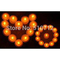 flicker candle - Flickering Effect Flameless LED Candles With Charging Dock