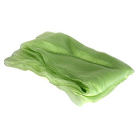 drapes curtains - Home Decorative Green Sheer Voile Window Panel Drape Curtain