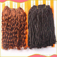 auburn curtains - Africa hot hair style Africa simulation of human hair wigs curtain a chip receiving no trace