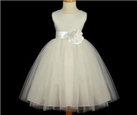 Cheap flower girl dress Best princess dress