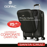 Wholesale GOPAC LIGHTWEIGHT CORPORATE CARRY ON accommodates up to in cm laptops Business Trip Must Have