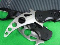 Cheap Drop Shipping Fox Claw Karambit Training Folding Blade Knife Outdoor Gear EDC Pocket Knife Hunting Knife Camping Knife Knives