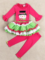 Cheap Girl tow piece Best Spring / Autumn Long christmas clothing