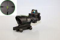best acog - Best Seller Trijicon ACOG Red Green Light Changing Telescopic Sights Gun Sight Laser Sight Monocular