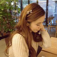 leopard headband - Factory Price Acrylic Hair Accessories Headdress Hair Bands Leopard Bow Headband N30654