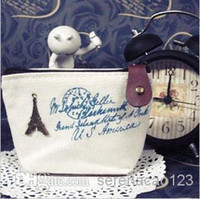 Wholesale Classicl Makeup Canvas Bag Creative Small Purse For Lady As Cosmetic Bag Bag Coins