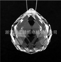 Wholesale Chandelier Crystal mm crystal chandelier ball for fengshui chandelier pendant parts Crystal chandelier pendant glass