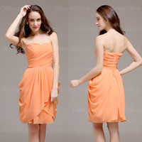 Wholesale discount chiffon short bridesmaid dress cheap custom bridesmaid dresses BD15148