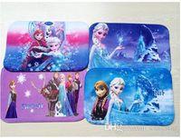 Wholesale Wholesales Frozen Floor Mat Anna Elsa Anti slip Mat For Kids Bedroom