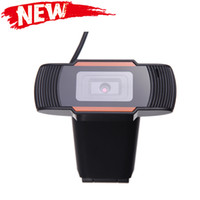 Wholesale High quality USB Webcam Clip on HD Webcam Camera M Pixels with Built in Sound Absorption Microphone C1922