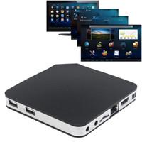 Wholesale Mali450 Wifi Tv Receivers XBMC Bluetooth Amlogic S805 Android TV Box media player Set Top Box satellite receiver V782