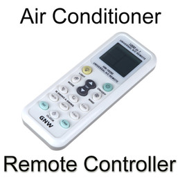 Wholesale 2014 Universal LCD Screen A C Remote Controller for Air Conditioner E v604