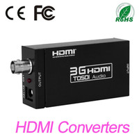 video distributor - 2 Gbit Mini G HDMI to SD SDI HD SDI G SDI Converter Video distributor and converter G HDMI to SDI Converter V807