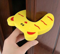 door stopper - 2014 NEW cm Baby safety Character Door Stopper for Kids Door Guards Color random