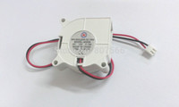 Wholesale 10PCS DC Brushless Cooling Fan Blower DC V Fans mm x mm x mm s White