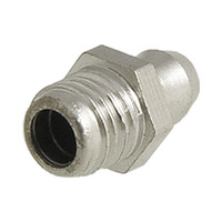 Wholesale M8 Inch Male Thread Straight Grease Nipple Zerk Fitting Nozzle