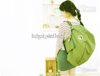 Wholesale New Organization Bags Backpack Foldable Bag colors Mix Order