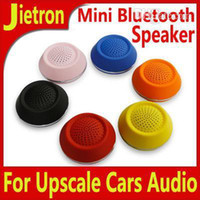Cheap Best Bluetooth Wireless Speakers for iPhone4 5c 5s iPad iPod SAMSUNG Galaxy SIV S4 S3 Car Audio Computer PC DHL Fedex Free Shipping !!!