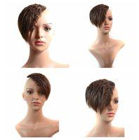 Wholesale Womens Girls Front Side Bangs Corn Curly bang Ladies Fashion Hair Fringe Hairpiece Fringe Hair Extension Wig Hairpiece Wig Accessories LH05
