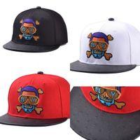Wholesale New Hot Adjustable Funny Hip pop hats ball cap Fashion Hip Hop Baseball Cap for Men and Women Fashion Snapback Hat Cap American Popular Hats