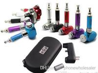 Cheap E-Pipe Hammer Mod Kits Colourful UAKE E-cigarette 900mah 18350 Battery Zipper Caes 18350 Charger Hammer Pipe Mod Kit