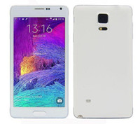 Wholesale Note Real Note4 N910C MTK6582 Quad Core cell Phone Android quot MP GB GB show GB MP G unlocked Mobile