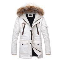Cheap fur collar parkas Best keep warm parkas