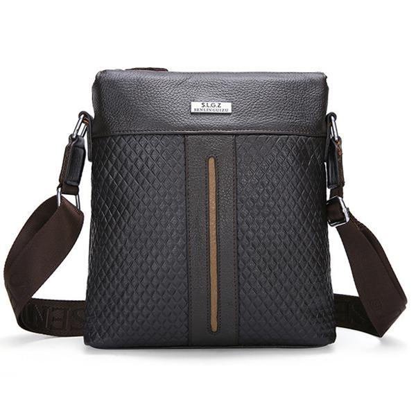 Best Leather Ipad Shoulder Bag 15