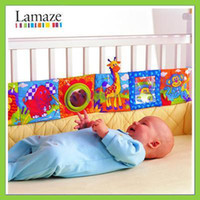 Wholesale Register Lamaze Book Comic Book Cloth Books Lamaze Baby Toy Early Development Toys Fairy Tale Story Baby Toy