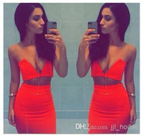 Cheap bandage dress Best sexy dresses