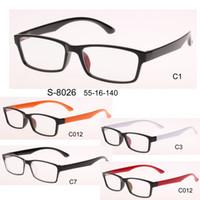 fashion eyeglasses frame - 2014 myopia glasses frame PC oculos plain mirror glasses women fashion eyeglasses Spectacle frame optical frame oculos de grau