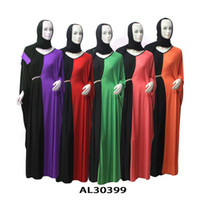 Wholesale 2014 Abaya Women Limited Hot Sale Kaftan Islamic Abaya Muslim Dress Dubai Jilbab Clothing Full Length Evening
