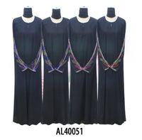 Wholesale 2014 Real Muslim Hijab Sale New Women Polyester Abaya Hijab Kaftan Muslim Islamic Clothing for Woman Dress Fashion