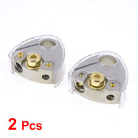Wholesale 2PCS in Out Power Distribution Block for Car Auto Audio Amplifier