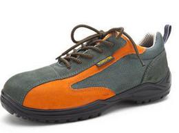 YOKOTEK summer breathable protective men wear-resistant anti-smashing anti-piercing protective safety shoes work for men