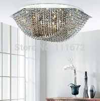 Cheap 2014 novelty items modern artistic chandelier crystal lighting with luxury crystal beaded for home promotion sales