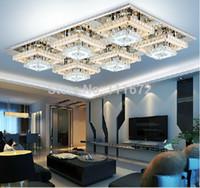 Cheap LED chandelier Best luxury crystal