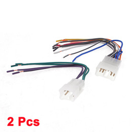 Wholesale Auto Car Aftermarket Male Plug Radio Wire Harness for Toyota