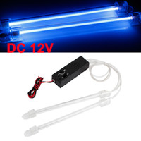 Wholesale Blue cm Length Sound Controller Cold Cathode Neon Tube Light Lamp for Car