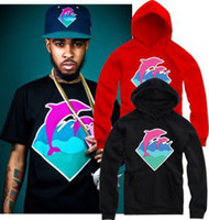 fashion clothes for men - New Autumn Winter Men Fashion Clothing Pink dolphin Hoodies Sweater for Men Hiphop Sportswear M XL