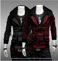 Wholesale Hot New Casual Brand Men Sport Varsity Jacket Coat Fashion Bomber Winter Jacket For men Colors M XXL
