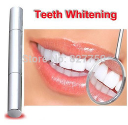 Wholesale Popular White Teeth Whitening Pen Tooth Gel Whitener Bleach Remove Stains