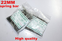 Wholesale bag High quality watch repair tools kits MM spring bar watch repair parts