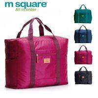Wholesale New Arrival Travel Water Proof Unisex Travel Handbags Women Luggage Travel Bag Folding Bags
